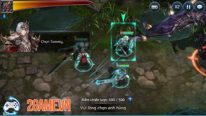 Ceres M chính là game mobile nhập vai chiến thuật xuất sắc nhất năm 2019 2