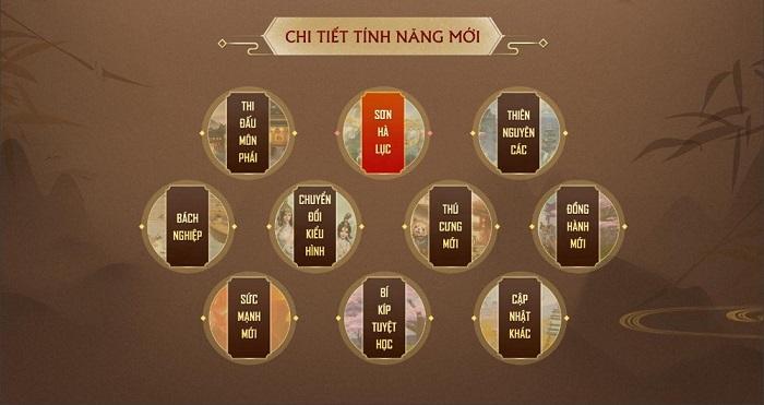 Đây là những tính năng siêu hot của Kiếm Thế Mobile VNG sắp update 7