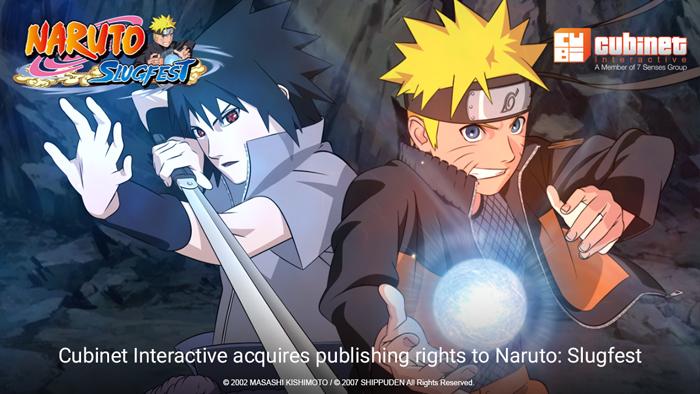 Cubinet Interactive sắp phát hành game Naruto SlugFest Mobile tại khu vực SEA 0