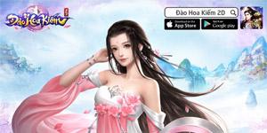 Tặng 999 giftcode game Đào Hoa Kiếm