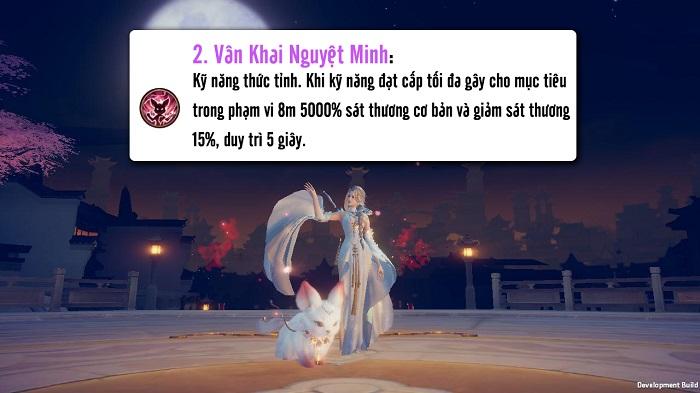 Pet mới Tiểu hồ ly Ngân Nguyệt La Sát trong Kiếm Thế Mobile có gì đặc biệt? 3