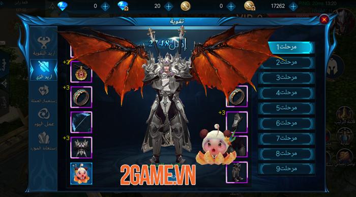 Chúa Nhẫn Mobile sở hữu lối chơi cày cuốc khá tương đồng với MU Online 7