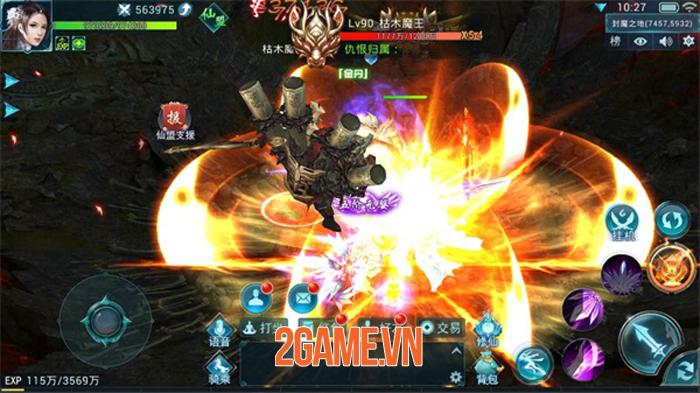 Gamota đem đến 4 sản phẩm game online mới đầy thú vị 2