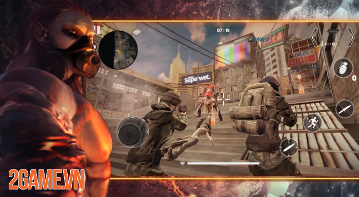 Project War Mobile xác nhận ra mắt trong tháng 11, có hỗ trợ ngôn ngữ tiếng Việt 2