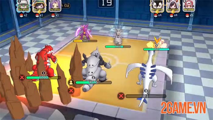 Poke Origin - Game đấu Pokemon đẹp nhất trên nền H5 đã mở cửa 1