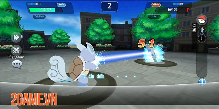 Poke Origin mở ra một thế giới Pokemon tuyệt đẹp với lối chơi thú vị 4