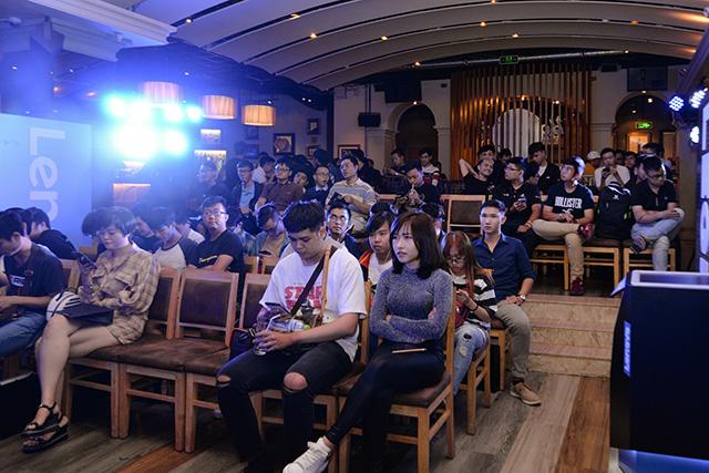 Buổi offline giải đấu cộng đồng Legion of Champion được tổ chức trang trọng 0