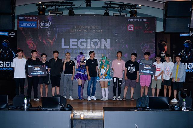 Buổi offline giải đấu cộng đồng Legion of Champion được tổ chức trang trọng 3