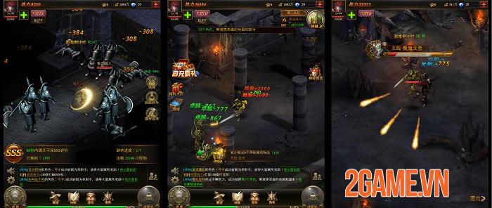 Top 7 game di động lấy cảm hứng từ MU Online 3