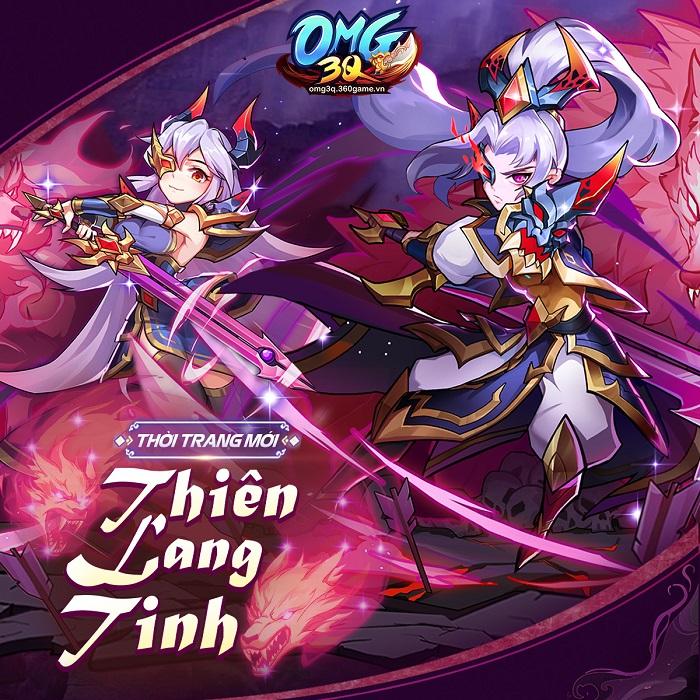 OMG 3Q tung phiên bản mới Hoàng Kim Thánh Thú với tính năng mới cực hot 2