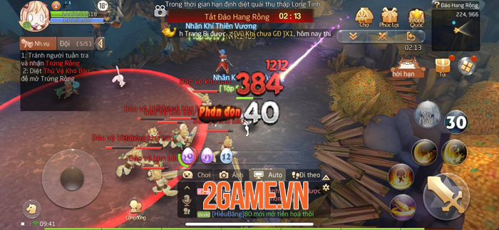 Luyện cấp săn đồ trong game Laplace M là cả một nghệ thuật! 3