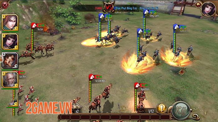 Top 8 game điều binh khiển tướng đáng để fan SLG chơi qua! 3