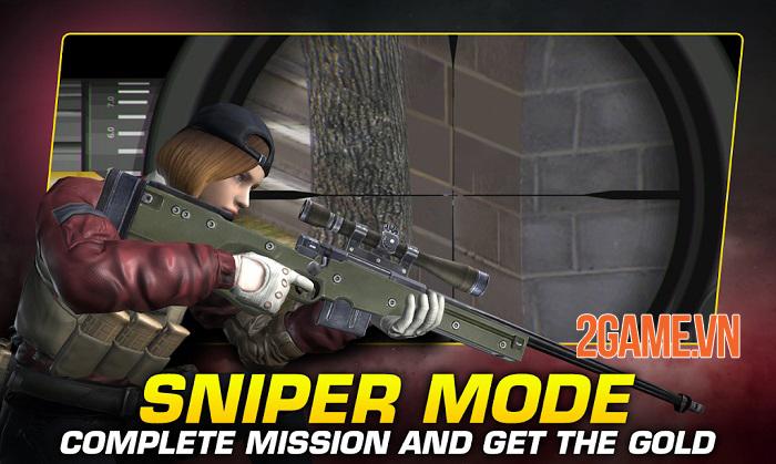 Red Dot - Game bắn súng di động được VTC Game mua nay đã ra mắt thử nghiệm 2