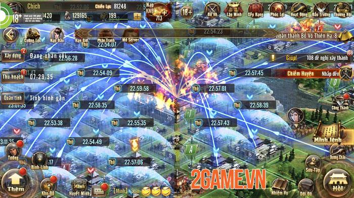 Top 8 game điều binh khiển tướng đáng để fan SLG chơi qua! 4