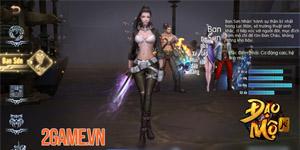 Đạo Mộ Ký Mobile hẹn đến tay game thủ Việt vào tháng 12 tới