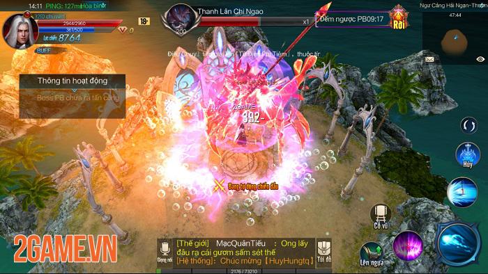 Chúa Nhẫn Mobile khiến người chơi choáng ngợp với gameplay đồ sộ 2