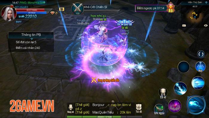 Chúa Nhẫn Mobile khiến người chơi choáng ngợp với gameplay đồ sộ 3