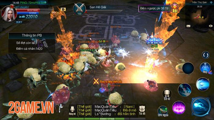 Chúa Nhẫn Mobile khiến người chơi choáng ngợp với gameplay đồ sộ 4