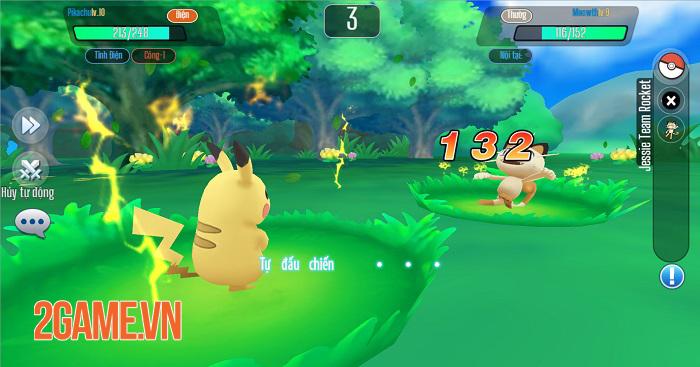 Poke Origin mở ra một thế giới Pokemon quen thuộc và kỳ thú 4