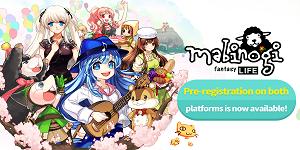 Game nhập vai thế giới mở Mabinogi Fantasy Life bản SEA mở đăng ký trước