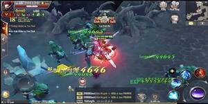 Magic Gladiator tiếp tục khẳng định sức mạnh của mình trong MU Awaken VNG