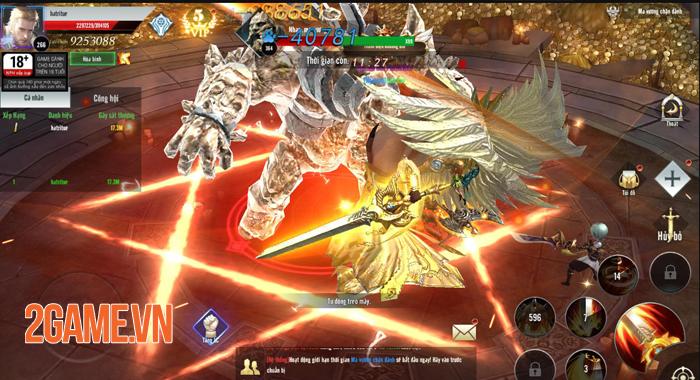 Thiên Sứ Mobile và chuyện NPH GTV lần đầu thử sức với game bối cảnh Châu Âu 3