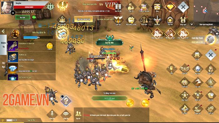 Thiên Sứ Mobile và chuyện NPH GTV lần đầu thử sức với game bối cảnh Châu Âu 1