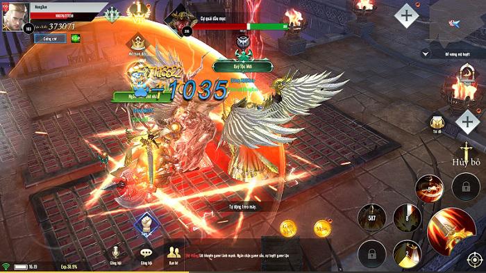 Thiên Sứ Mobile đã sẵn sàng trình làng game thủ Việt 1