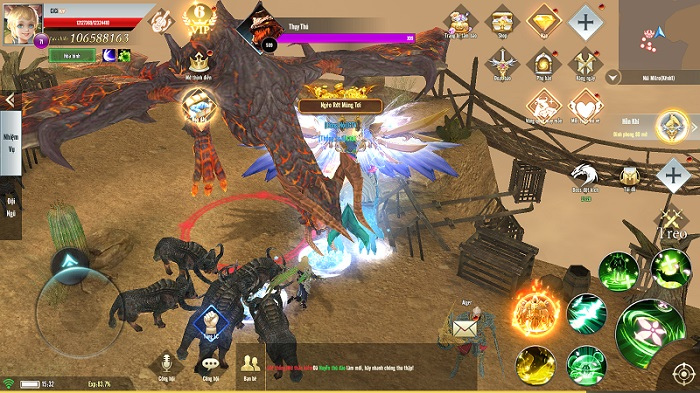 Thiên Sứ Mobile đã sẵn sàng trình làng game thủ Việt 3