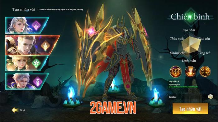 Bạn sẽ chọn nhân vật nào để tham chiến game Thiên Sứ Mobile?! 0