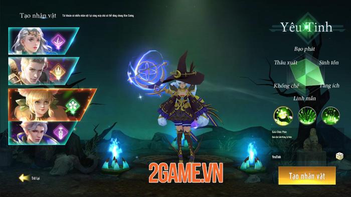 Bạn sẽ chọn nhân vật nào để tham chiến game Thiên Sứ Mobile?! 4