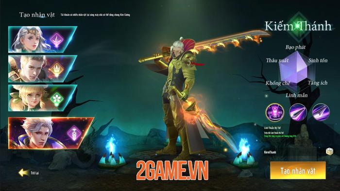 Bạn sẽ chọn nhân vật nào để tham chiến game Thiên Sứ Mobile?! 6