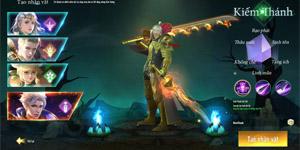 Bạn sẽ chọn nhân vật nào để tham chiến game Thiên Sứ Mobile?!