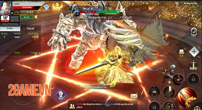Bạn sẽ chọn nhân vật nào để tham chiến game Thiên Sứ Mobile?! 7