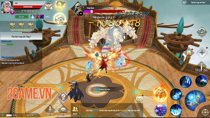 Bạn sẽ chọn nhân vật nào để tham chiến game Thiên Sứ Mobile?! 3