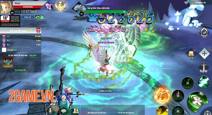 Bạn sẽ chọn nhân vật nào để tham chiến game Thiên Sứ Mobile?! 5