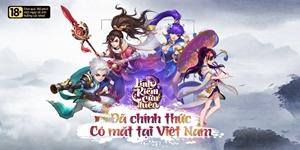NPH VGP ra mắt game mới Linh Kiếm Cửu Thiên Mobile