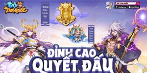Độ Tam Quốc Mobile khai mở giải đấu Đua Top Đỉnh Cao