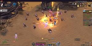 Kiếm Vũ Giang Hồ 3D khiến game thủ PC mê mẩn trải nghiệm tới quên cả thời gian