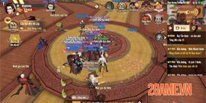 Nhiều người tò mò vào khám phá gameplay Tần Mỹ Nhân Gamota