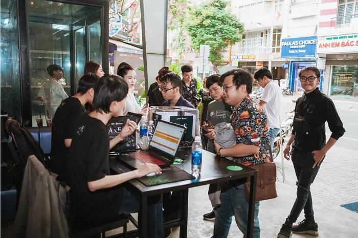 Game thủ AxE: Alliance x Empire quẩy tung nóc cùng Big Offline siêu hoành tráng tại Sài Gòn 1
