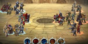 Game nhập vai chiến thuật hoàn hảo Chaos Lord hỗ trợ ngôn ngữ tiếng Việt