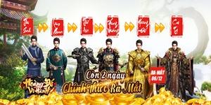 Hoàng Đế Vi Hành định ngày ra mắt, hỗ trợ đa nền tảng chơi mọi lúc mọi nơi