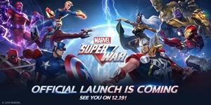 Marvel Super War công bố ngày ra mắt chính thức phiên bản toàn cầu