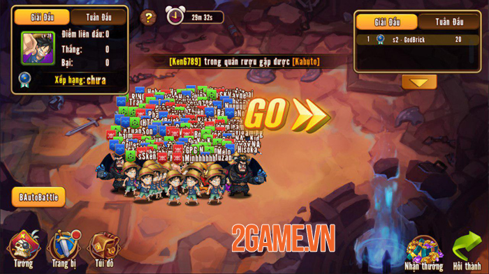 Nhẫn Giả Haki Mobile chính là tâm huyết của những người làm game Việt yêu thích Manga 5