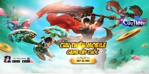 CMN Online tiếp tục nhá hàng dự án game mới Cửu Thiên Mobile
