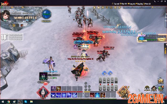 Tặng 777 giftcode game Kiếm Vũ Giang Hồ 3D VNG 0