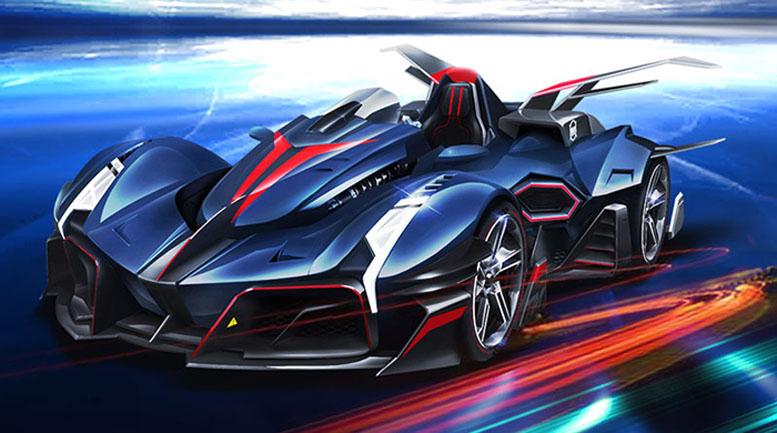Xe đua hạng sang đồng loạt xuất hiện ở ZingSpeed Mobile VNG 5