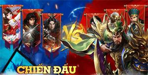Siêu phẩm game hành động Đỉnh Phong Tam Quốc tung Big Update Thiên Hạ Hội Võ