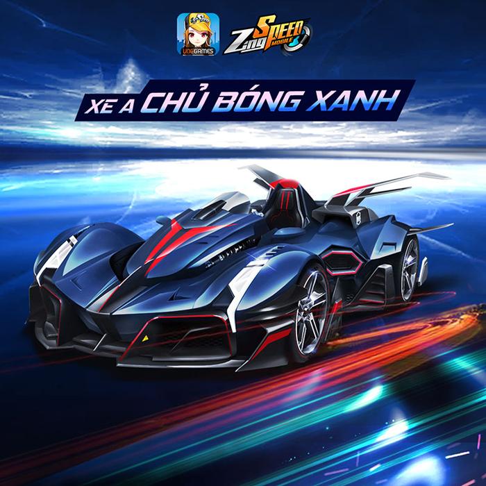 Xe đua hạng sang đồng loạt xuất hiện ở ZingSpeed Mobile VNG 0